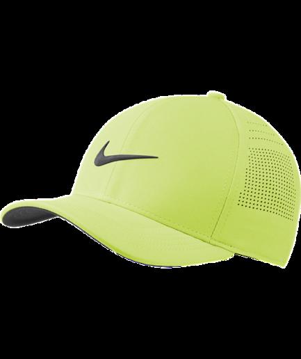 Nike AeroBill Classic99-golfkasket - Gul