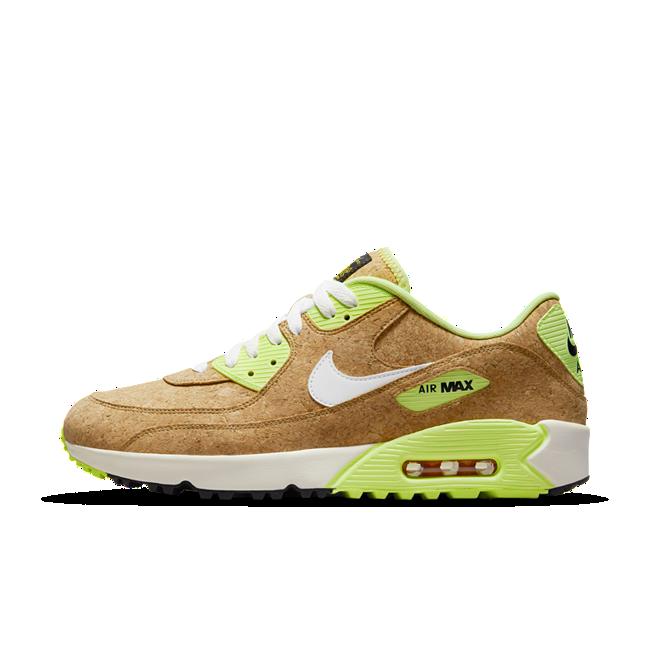 Nike Air Max 90 G NRG-golfsko - Brun