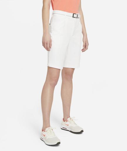 Nike Dri-FIT UV Ace-golfshorts til kvinder - Hvid