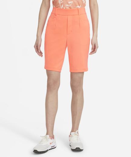 Nike Dri-FIT UV Ace-golfshorts til kvinder - Orange
