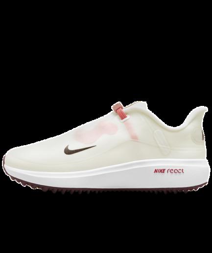 Nike React Ace Tour-golfsko til kvinder - Grå