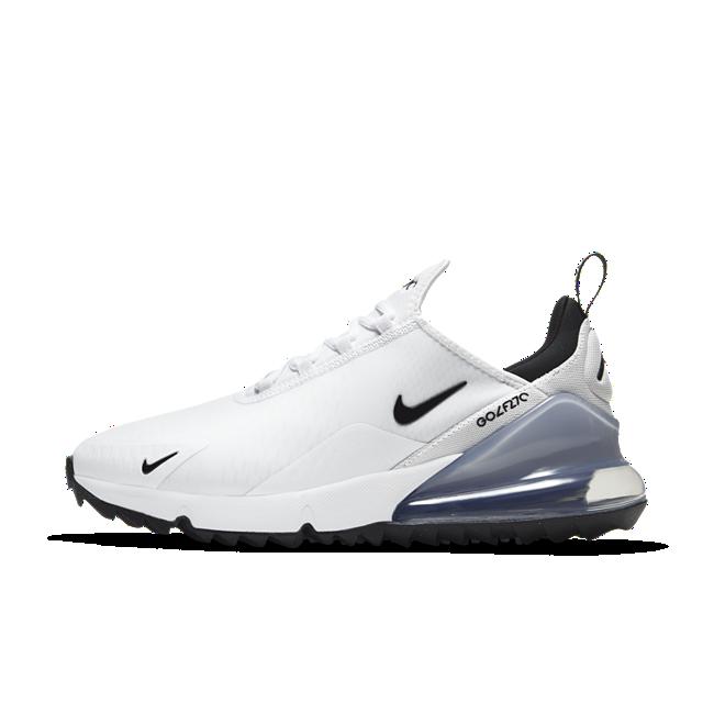 Nike Air Max 270 G-golfsko - Hvid