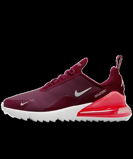 Nike Air Max 270 G-golfsko - Rød