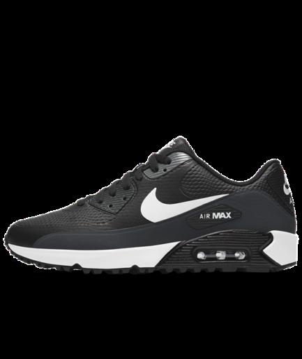 Nike Air Max 90 G-golfsko - Sort
