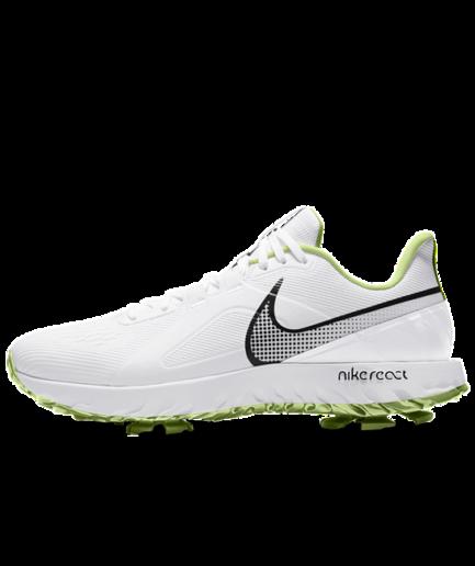Nike React Infinity Pro Golf-sko - Hvid