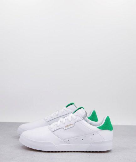 adidas - Golf Adicross - Retro-sneakers i hvid