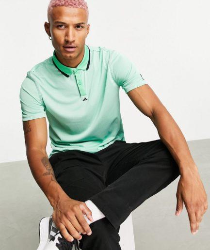 adidas Golf - Equipment - Grøn polo
