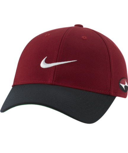 Nike Heritage86 Tiger Woods-golfkasket - Rød